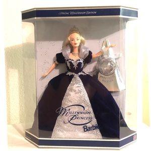 Millennium Princess Barbie 2000